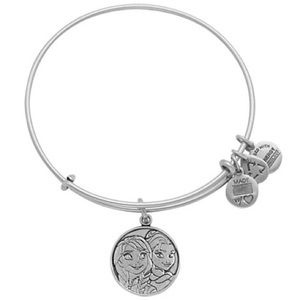 New In Package Alex and Ani Elsa and Anna Bracelet